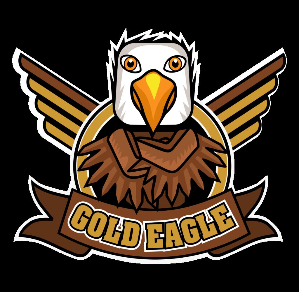 Goldeaglecraft logo
